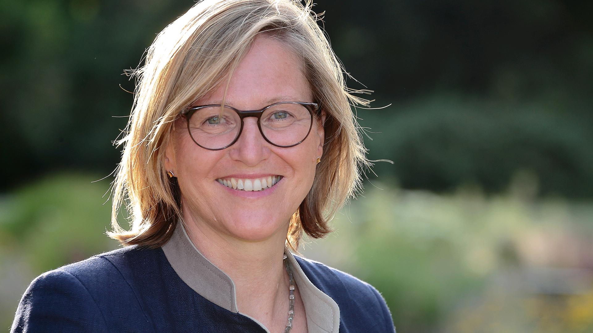 Bürgermeisterin Dr. Sabine Michalek möchte die gesamte Stadtgesellschaft partizipativ am Digitalprozess beteiligen. Foto: privat